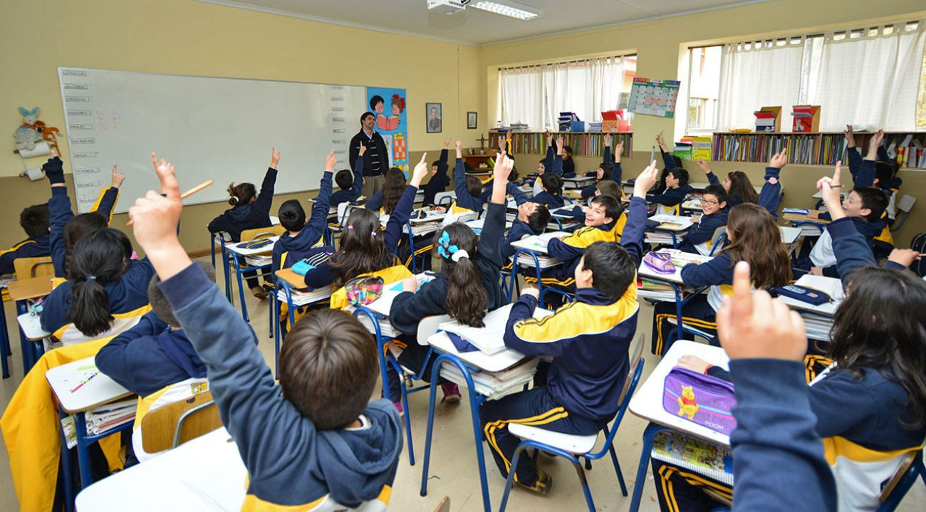 Colegio Marista Curicó- Instituto San